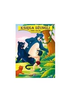 Księga dżungli i inne bajki FENIX