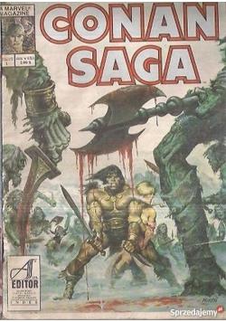 Conan saga