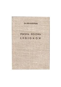 Poczta polowa legionów,  rep. 1938 r.