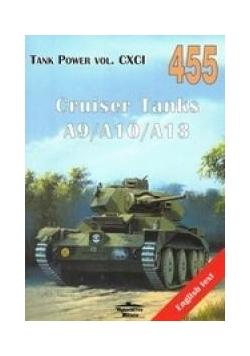 Cruiser Tanks A9/A10/A13. Tank Power vol. CXCI 455