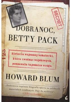 Dobranoc Betty Peck