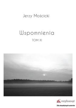 Wspomnienia Tom XI