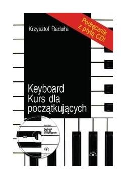 Keyboard kurs dla początkujących + CD, Nowa