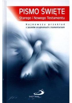 Pismo Święte Starego i Nowego Testamentu małe