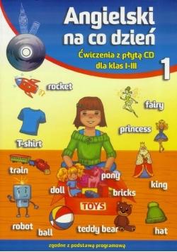 Angielski na codzień cz.1 ćw + CD