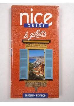 Guide Nice Le Gilletta English Edition