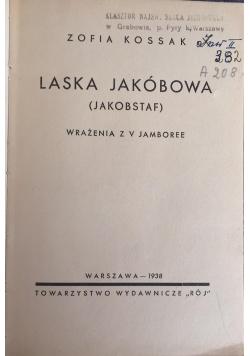 Laska Jabóbowa, 1938 r.