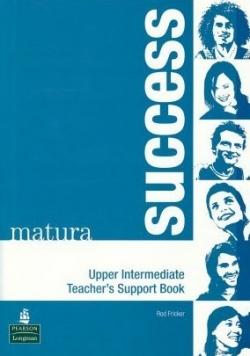 New Matura Success Upper-Intermediate Teacher's Support Book