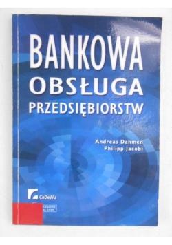 Bankowa obsługa przedsiębiorstw