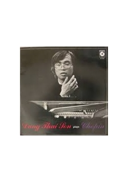 Dang Thai Jan plays Chopin,Płyta Winylowa