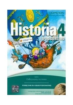 Historia i społeczeństwo 4 podręcznik