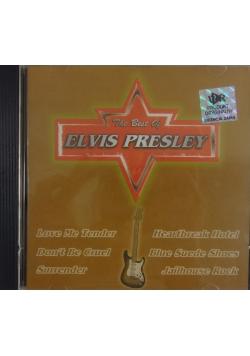 The best of Elvis Presley, płyta cd