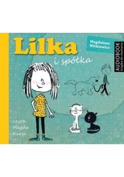 Lilka i spółka. Książka audio CD MP3