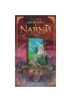 Opowieści z Narnii - Ostatnia bitwa  Audiobook