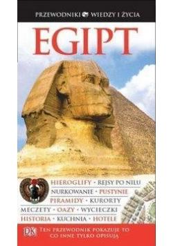Przewodniki Wiedzy i Życia - Egipt