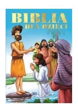 Biblia dla dzieci w.2018