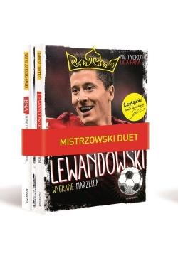Lewandowski / Ibra