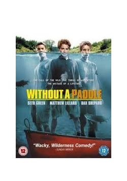 Without a Paddle,DVD