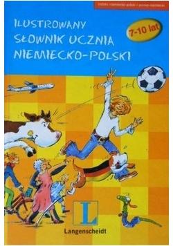 Ilustrowany słownik ucznia niemiecko-polski