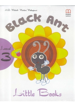 Black ant + CD-ROM MM PUBLICATIONS