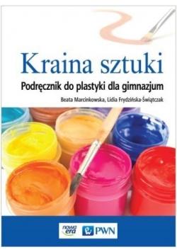 Plastyka GIM 1-3 Kraina sztuki Podr. NE/PWN