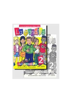 La Pandilla 2 pack EDELSA