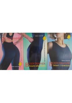 Bodytrainer - zestaw 3 książek