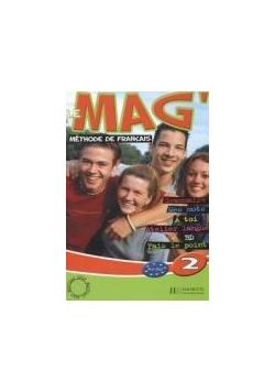 Le Mag' 2 podręcznik HACHETTE
