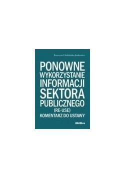 Ponowne wykorzystanie informacji sektora...