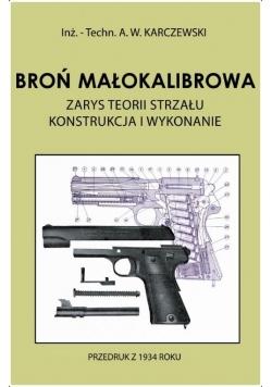 Broń małokalibrowa. Zarys teorii strzału