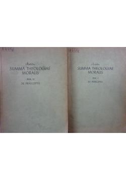 Summa theologiae moralis Tom od I do II