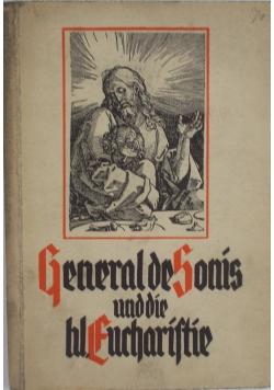 General de Sonis und die hl. Eucharistie, 1927 r.