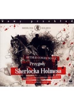 Przygody Sherlocka Holmesa audiobook
