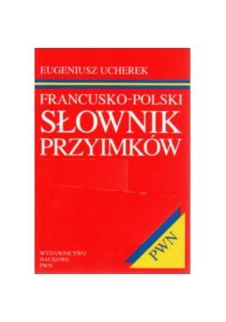 Francusko - polski słownik przyimków