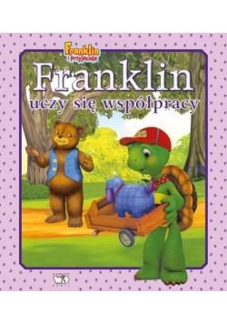 Franklin uczy się współpracy. Franklin i przyjacie