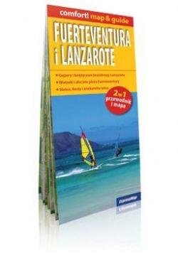 Comfort!map&guide Fuerteventura i Lanzarote 2w1