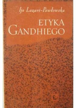 Etyka Gandhiego