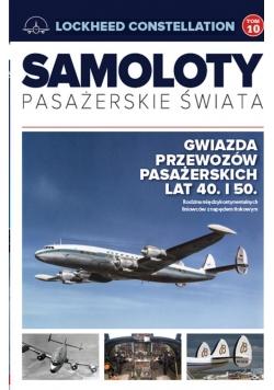 Samoloty pasażerskie świata T.10 Lockheed...