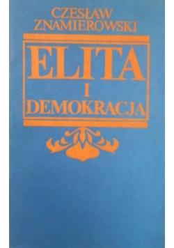 Elita i demokracja