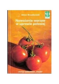 Nawożenie warzyw w uprawie polowej