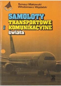 Samoloty transportowe i komunikacyjne świata