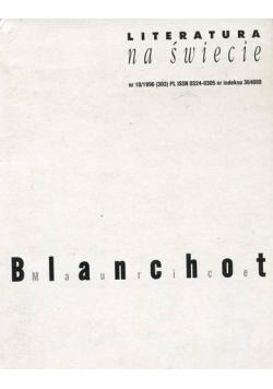Literatura na świecie nr 10/1996