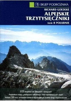 Alpejskie trzytysięczniki T.2 Południe