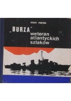 Burza weteran atlantyckich szlaków/ORP Błyskawica