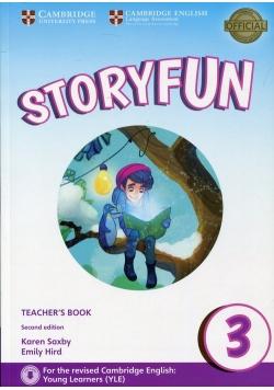 Storyfun 3 Teacher's Book