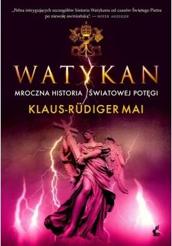 Watykan. Mroczna historia światowej potęgi Wyd.II