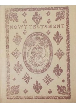 Nowy testament, reprint 1593 r.