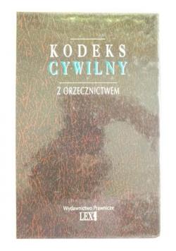 Kodeks cywilny z orzecznictwem