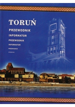 Toruń - przewodnik, informator LITERAT