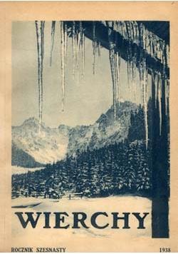 Wierchy, 1938 r.